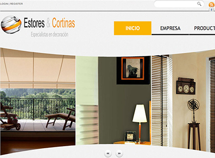 Estores & Cortinas - Especialistas en decoracíon